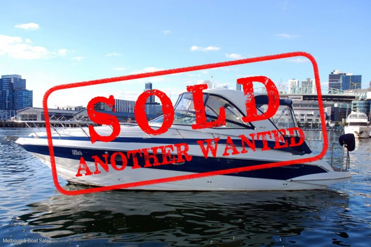 Crownline 350 CR - SOLD - ANOTHER WANTED