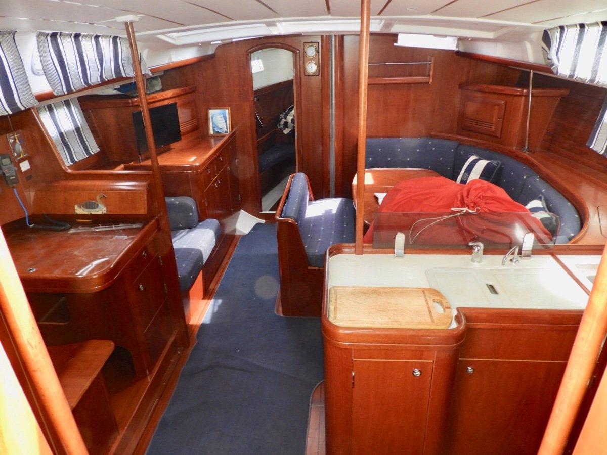 Beneteau 473 Clipper Commodore edition