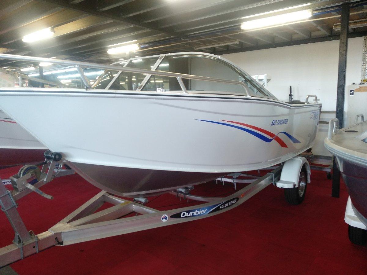New Sea Jay 5.20 Crusader F115HP