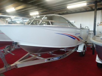 Sea Jay 5.20 Crusader F115HP