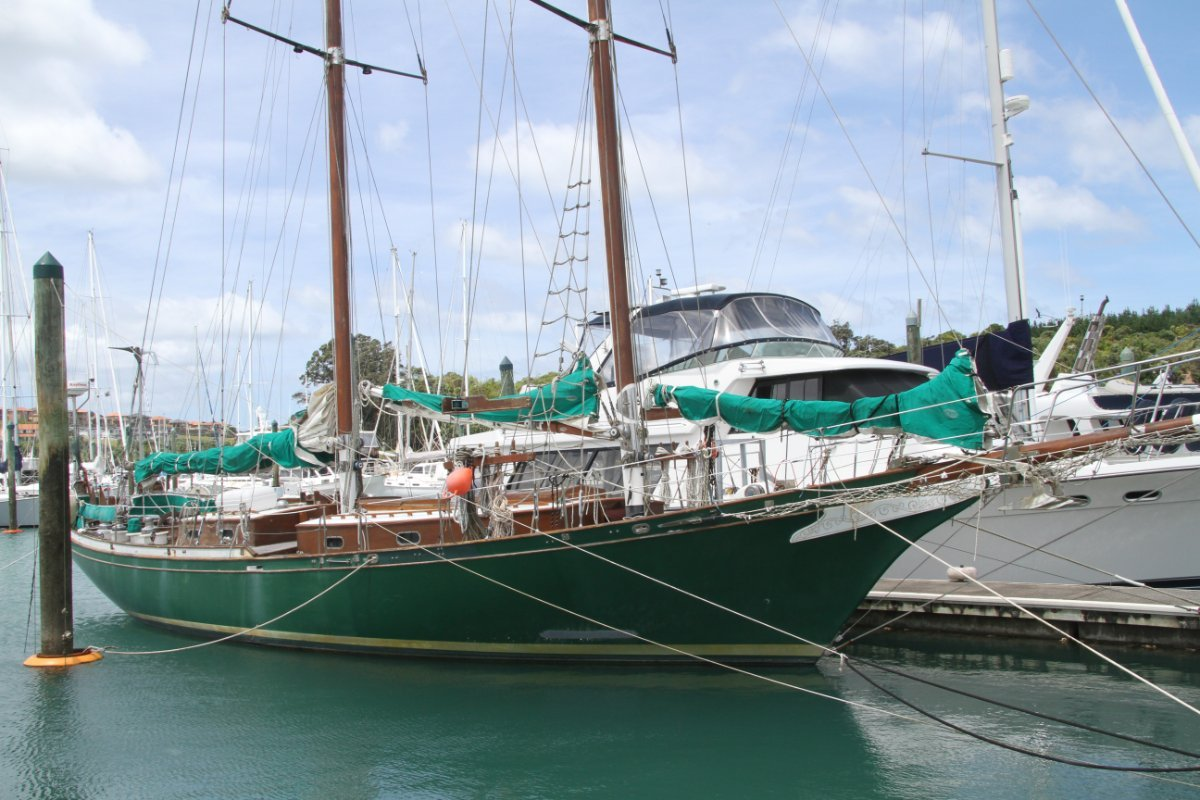 Used Alden Schooner for Sale | Yachts For Sale | Yachthub