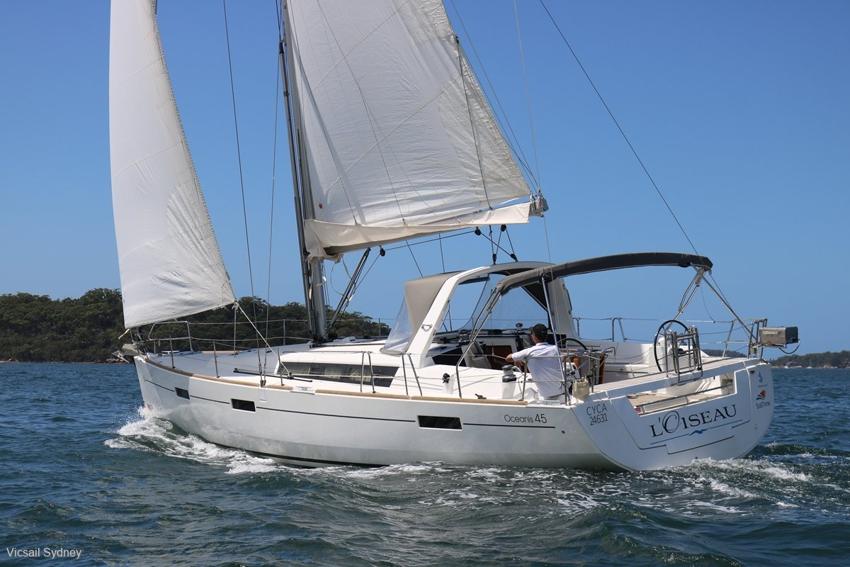 Beneteau Oceanis 45 Sailing Boats Boats Online For Sale
