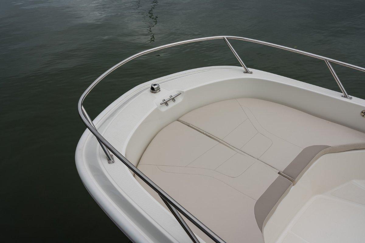 Boston Whaler 160 Super Sport Side Console