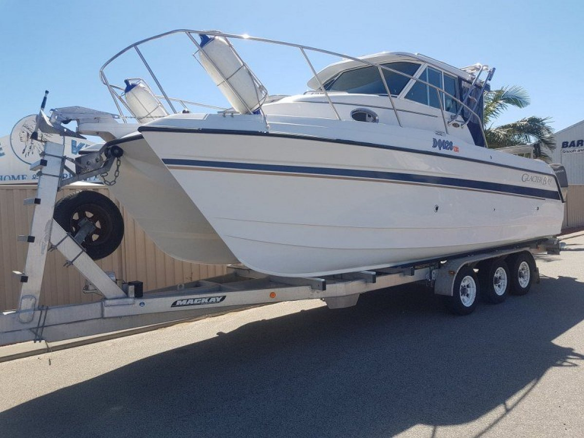 Glacier Bay Boats >> Used Glacier Bay 2685 Coastal Runner For Sale Boats For