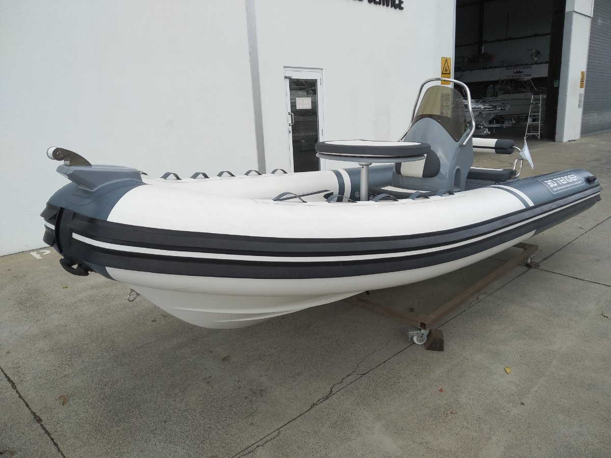 New 3D Marine LUX 550