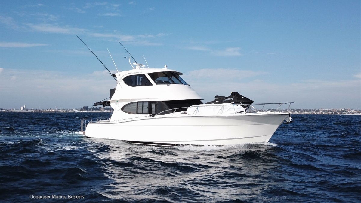 Maritimo M48 - SOLD *WE NEED MORE MARITIMO STOCK*