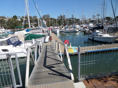Wynnum Manly 12 Metre Marina Berth for Rent