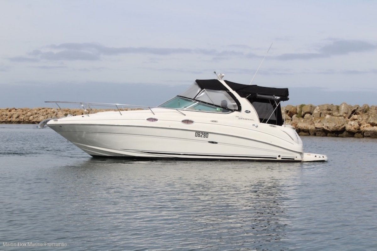 Sea Ray 315 Sundancer Delivered New to WA