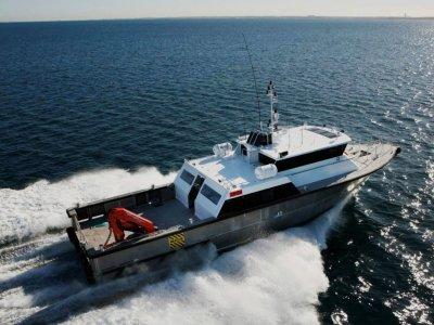 Crew Transfer - Dive - Survey - Work Vessel