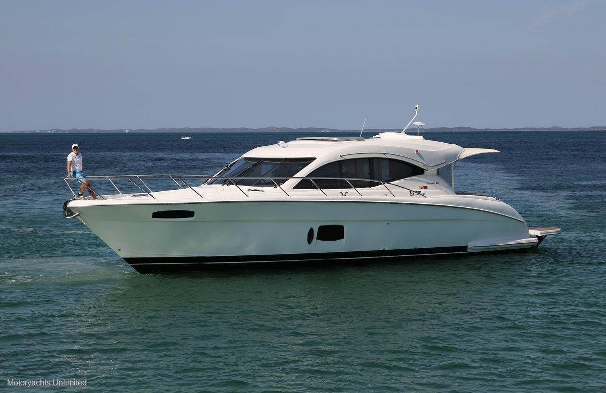 Maritimo C 50 - The biggest volume Sport Cruiser on the market