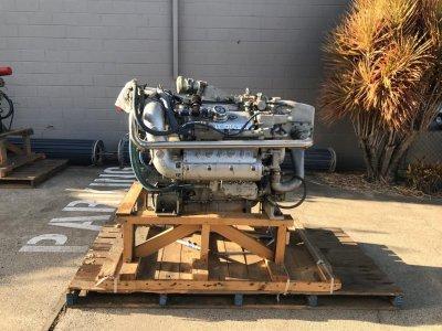Detroit 6V 92 Engines