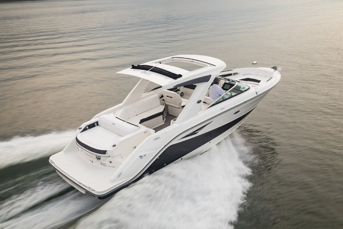 Sea Ray 310 SLX Bowrider
