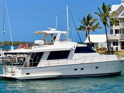 Aviva International Motoryachts 580 Pilothouse- Click for more info...