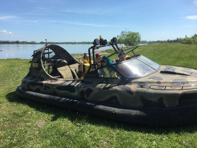 Airlift Hovercraft Hoverflyer 580