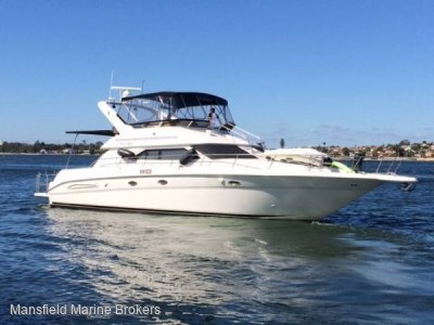 Sea Ray 450 Express Bridge with Hillarys marina Pen*