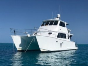 Coral Coast Power Catamaran 15m 2011