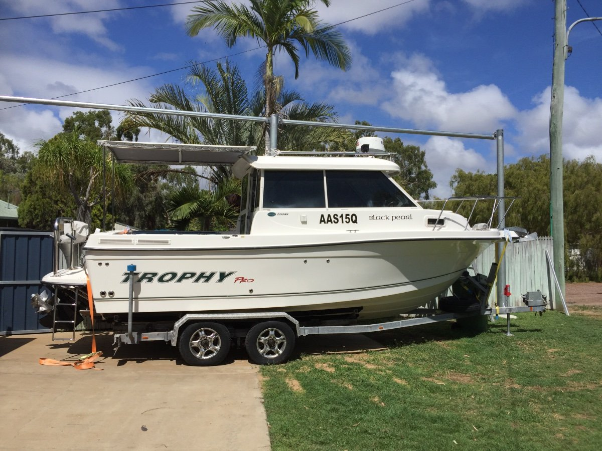 Bayliner 2359 Trophy Price Reduced: Power Boats | Boats