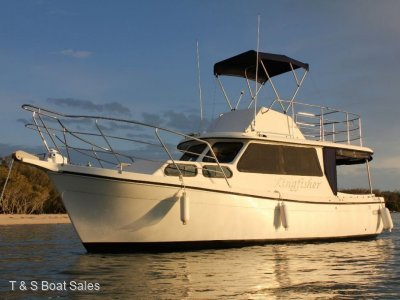 Cuddles 30 Resort White boat must sell, call today