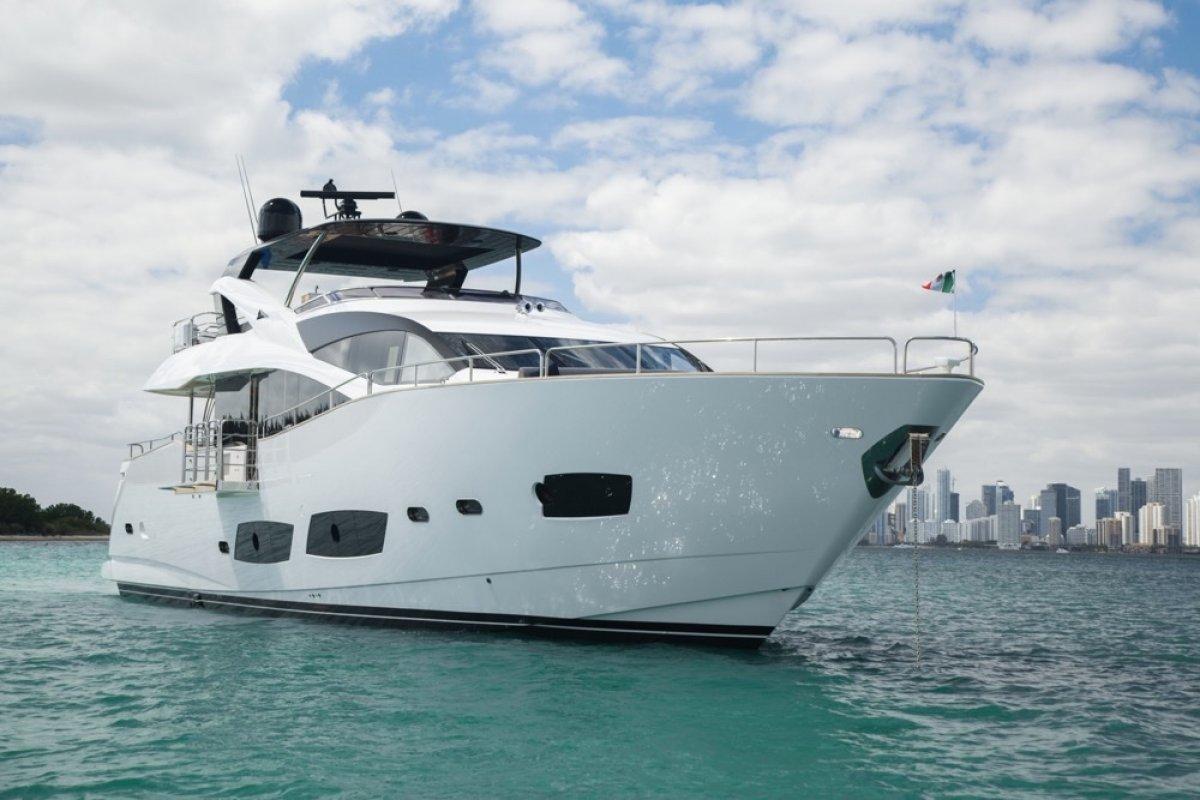 Sunseeker 2016 Sunseeker 28 Metre Yacht