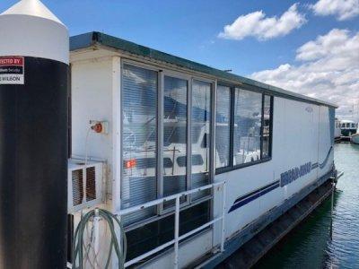 Custom Houseboat 12