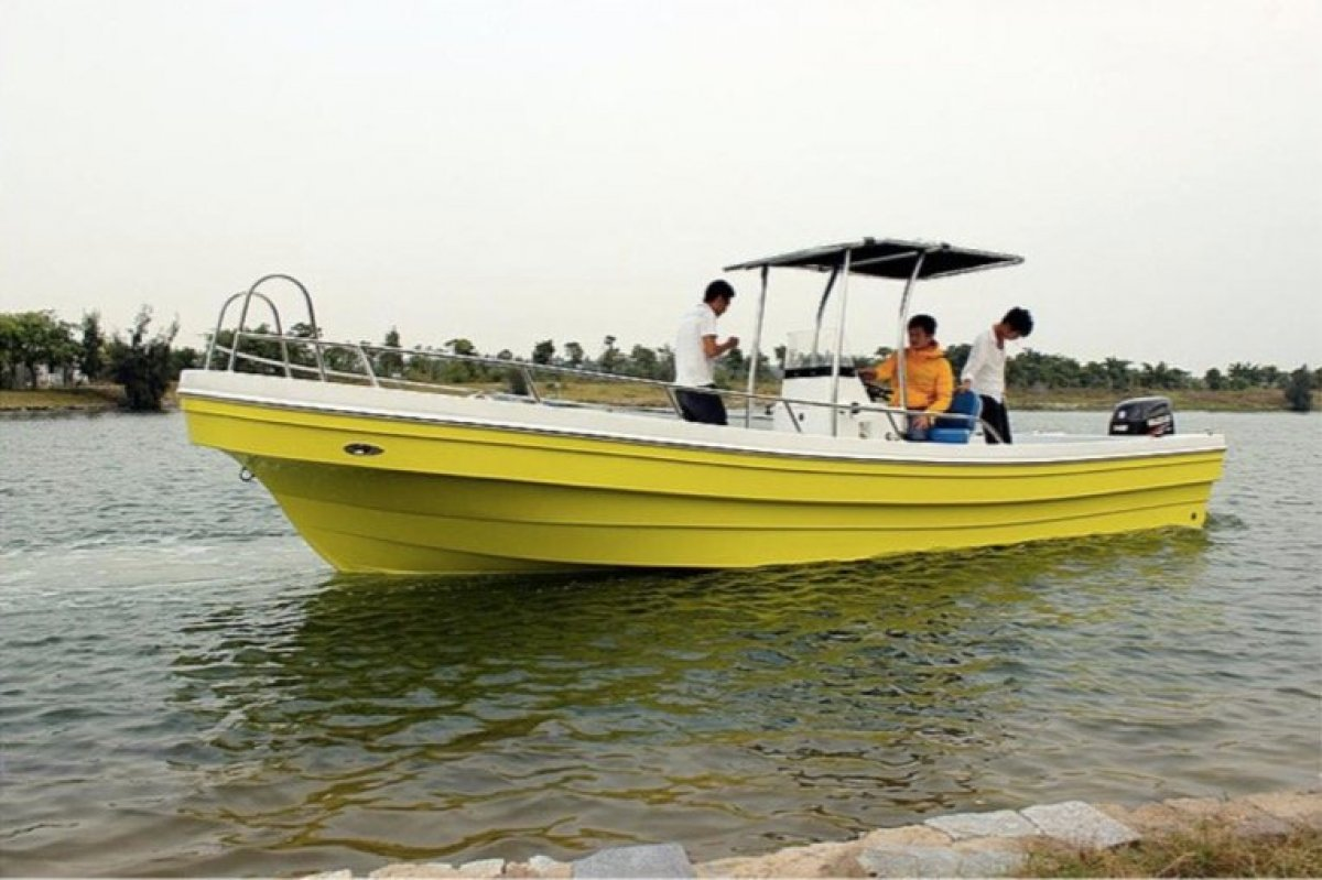 26ft Centre Console Day Boat