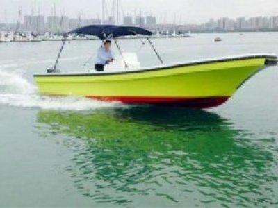 23ft Panga Boat