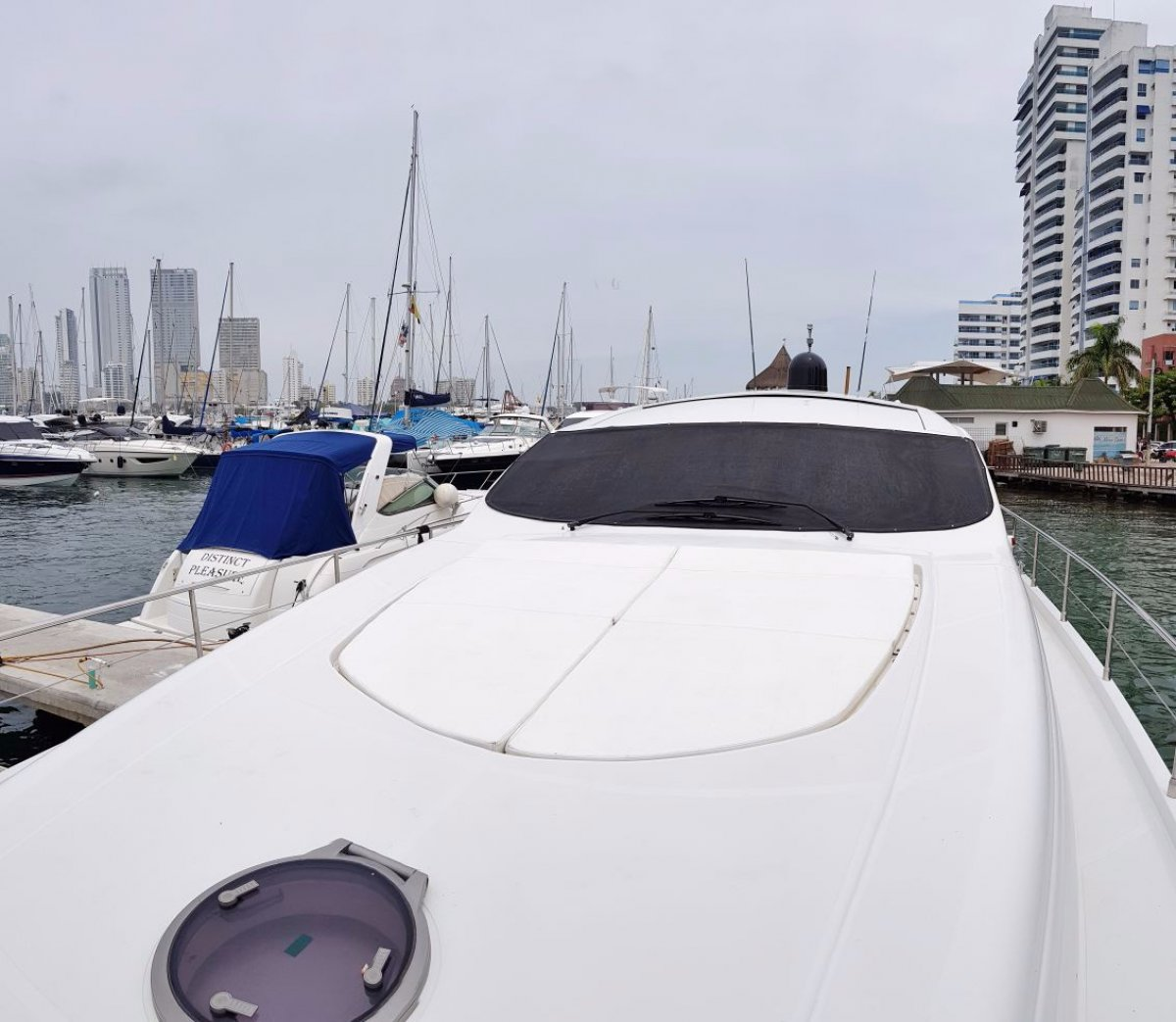 Pershing 62 2007 Pershing 62':2007 PERSHING 62 FOR SALE