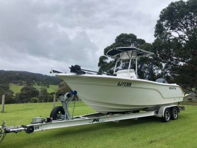 Sea Fox 236cc Centre Console