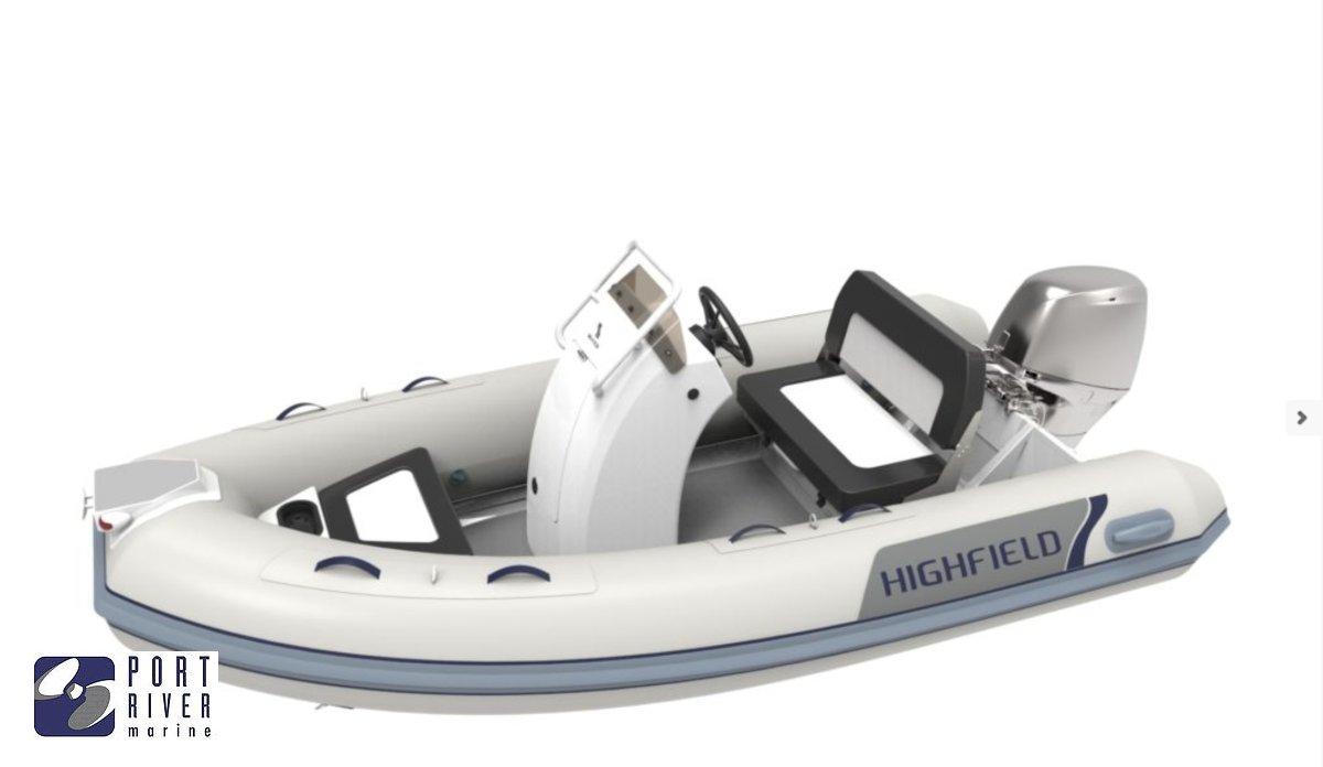 Highfield Ocean Master 350 Tender PVC | Port River Marine Services