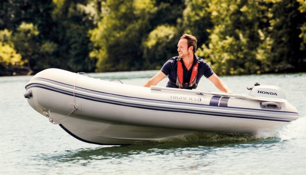 Highfield Classic 310 PVC | Port River Marine Services