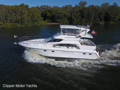 Novatec 46 Flybridge Cruiser