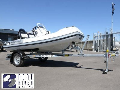 Highfield Classic Deluxe 340 HYP Package | Port River Marine Services