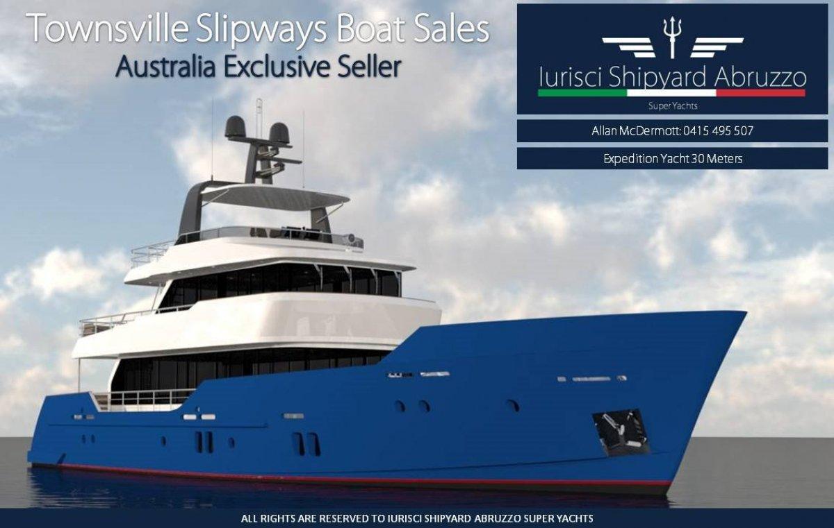Custom 30M Expedition Yacht
