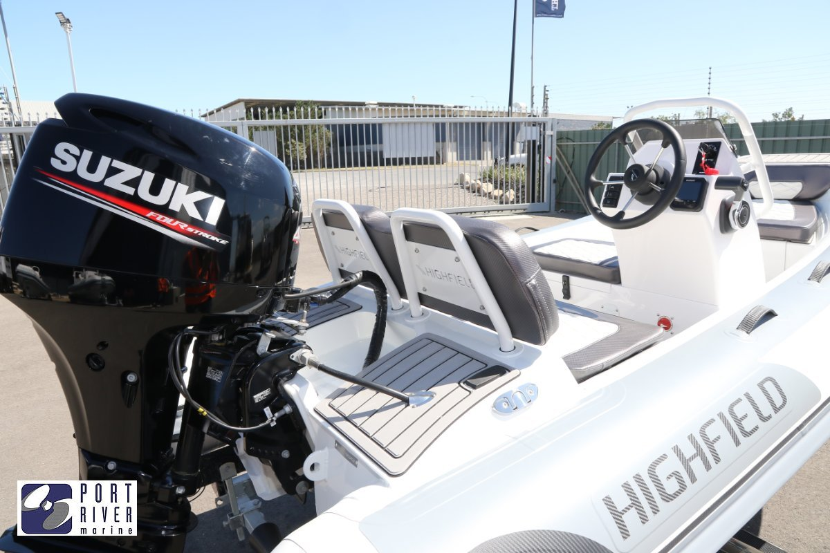 Highfield Classic Deluxe 360 HYP Package | Port River Marine Services