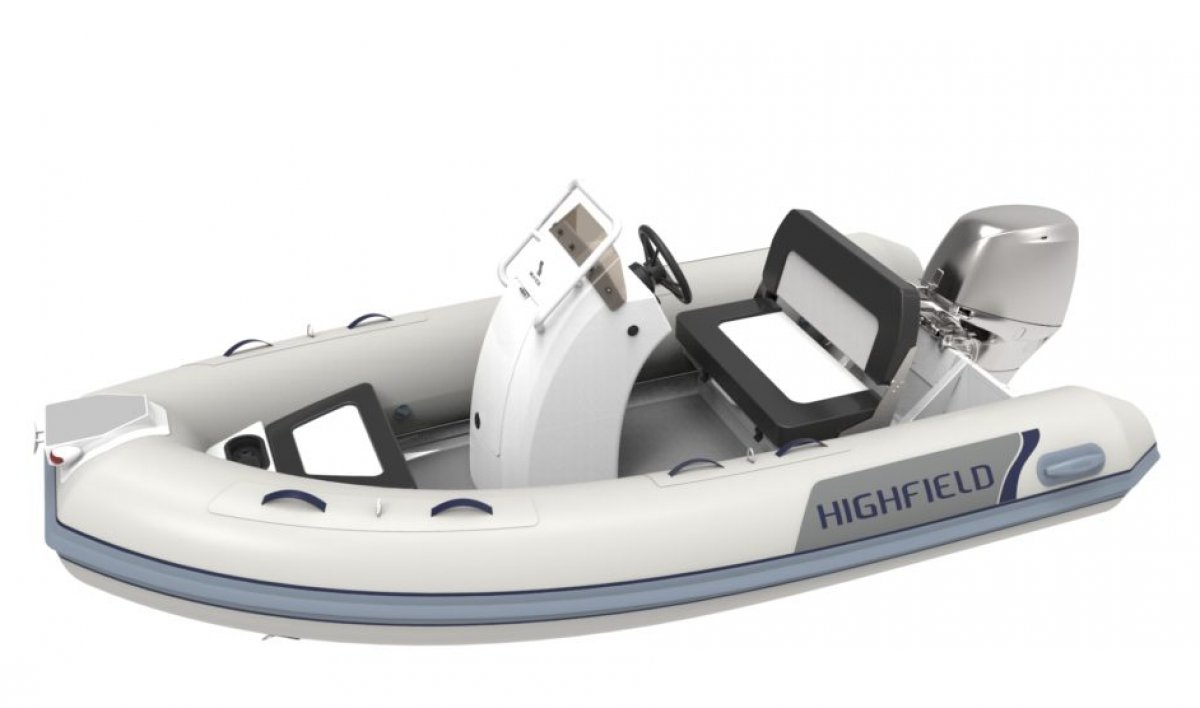 Highfield Ocean Master Tender 350 PVC   Port River Marine Services
