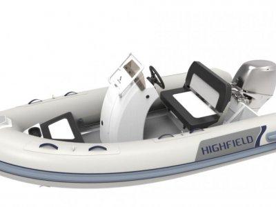 Highfield Ocean Master Tender 350 PVC | Port River Marine Services