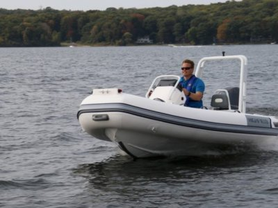 Highfield Ocean Master Deluxe 390 PVC | Port River Marine Services