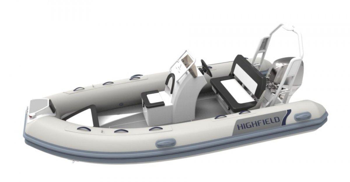 Highfield Ocean Master Tender 420 PVC   Port River Marine Services