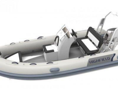 Highfield Ocean Master Tender 420 PVC | Port River Marine Services
