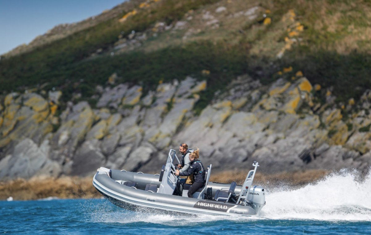 New Highfield Ocean Master Tender 460 Pvc | Port River