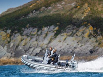Highfield Ocean Master Tender 460 PVC | Port River Marine Services
