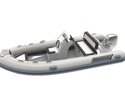 Highfield Ocean Master Deluxe 460 PVC | Port River Marine Services