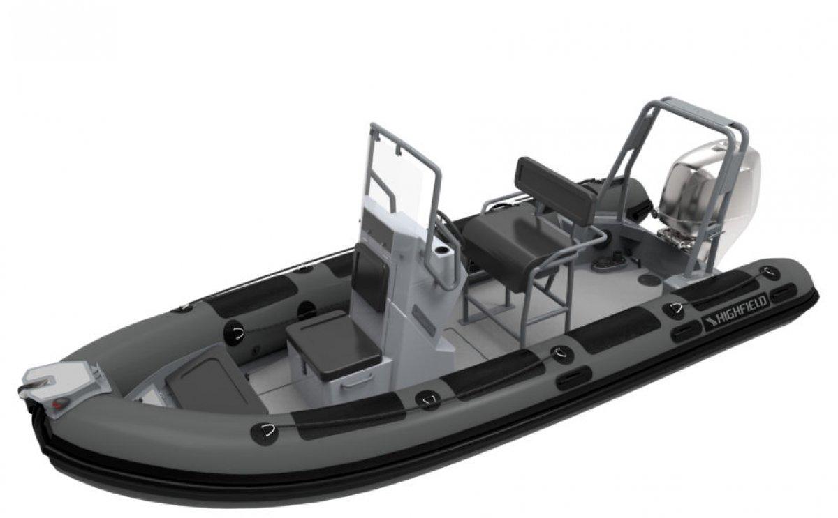 Highfield Ocean Master Tender 500 PVC | Port River Marine Services