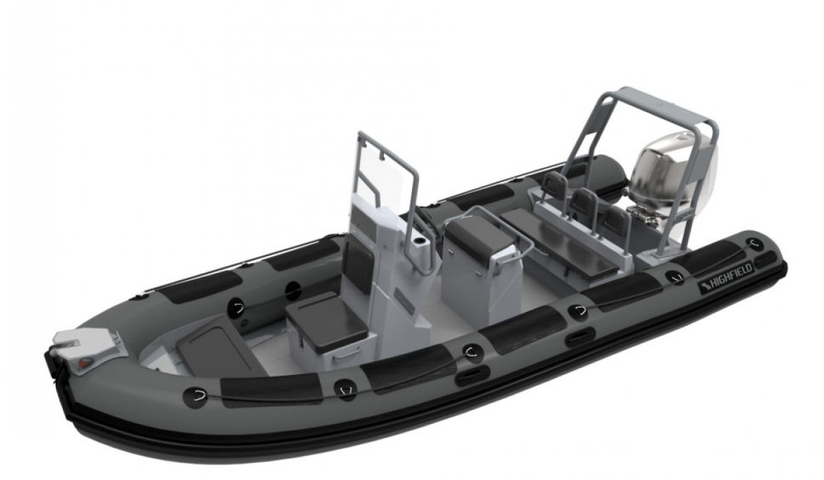 Highfield Ocean Master Tender 540 PVC | Port River Marine Services