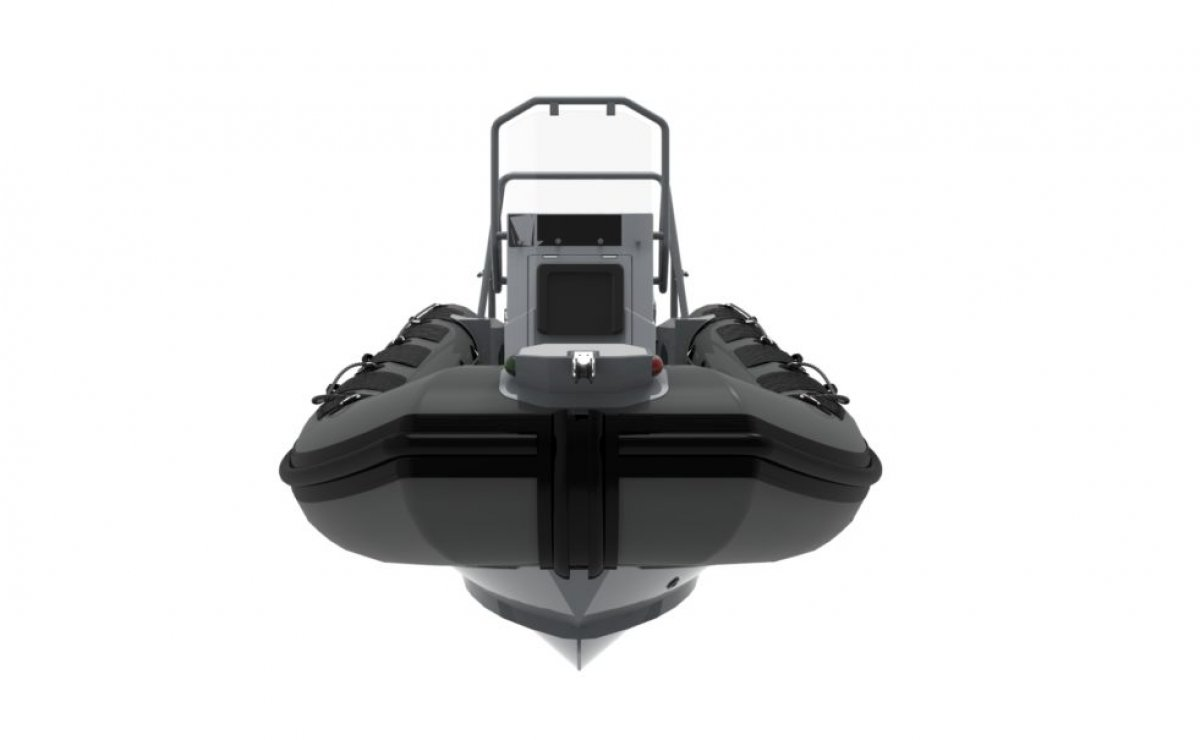 Highfield Ocean Master Tender 590 PVC   Port River Marine Services