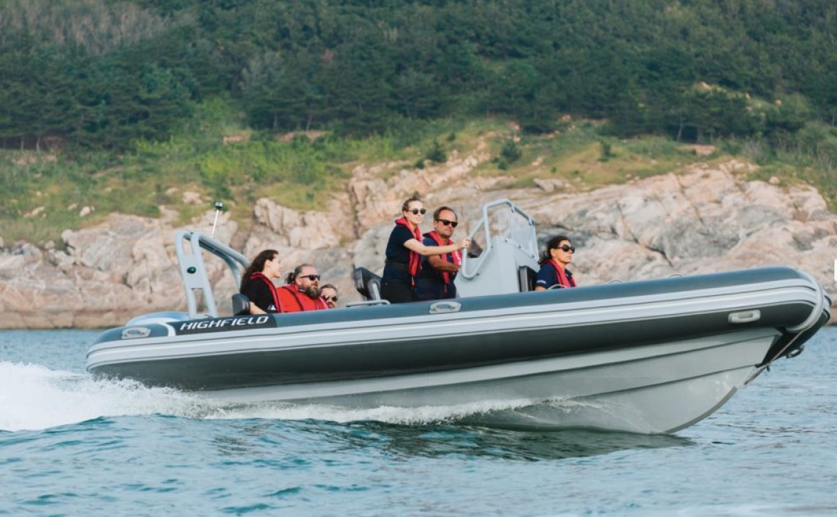 Highfield Patrol 600 PVC | Port River Marine Services