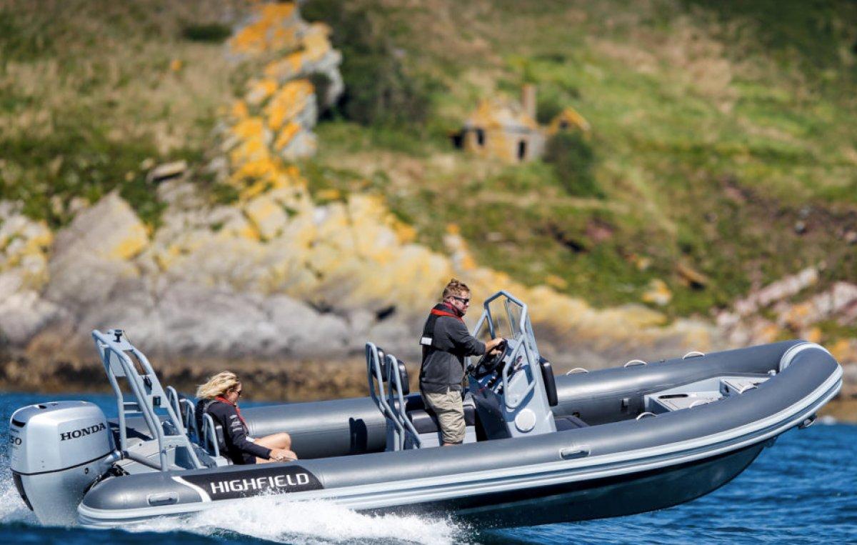 Highfield Patrol 660 PVC | Port River Marine Services