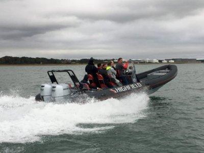 Highfield Patrol 860 HYP | Port River Marine Services