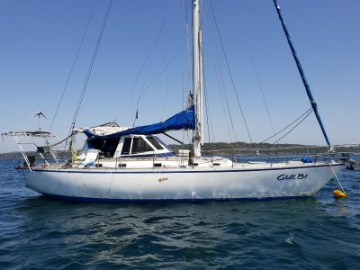 Pinical 47 Centre Cockpit Fast Cruising Yacht