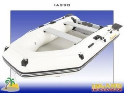 Island Inflatables Island Airdeck 290